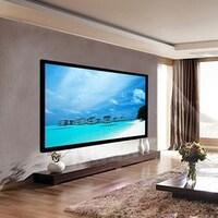 New Products Projection Screens
