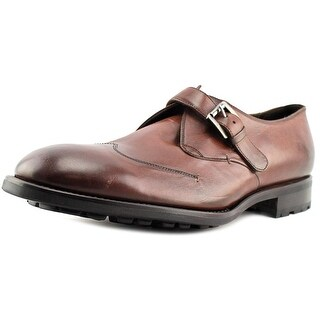 Raparo Niagara Oxford Wingtip Toe Leather Oxford