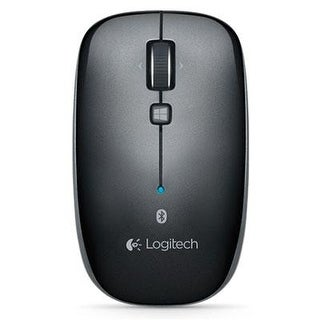 Logitech Bluetooth Mouse M557 For Pc, Mac And Windows 8 Tablets (910-003971)
