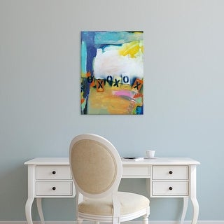 Easy Art Prints Jodi Fuchs's 'Bésame Mucho II' Premium Canvas Art