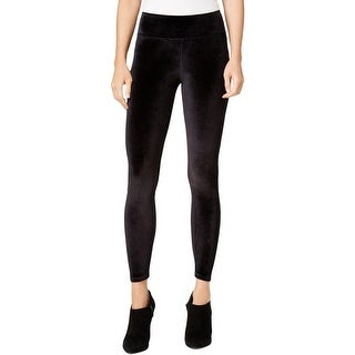 Kensie Womens Leggings Velvet Stretch