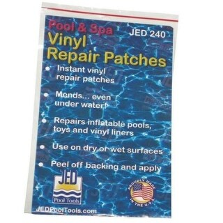 Jed 35-240 Pool & Spa Vinyl Repair Patches