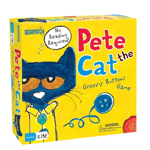 Briarpatch pete the cat groovy buttons game 01256