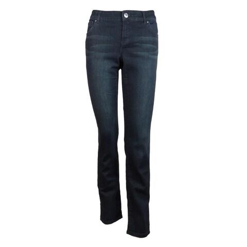 INC Women's Curvy Fit Skinny Leg Jeans