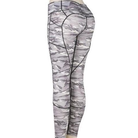 Women High Waist Yoga Legging Power Tummy Control Workout Stretch Sport Yoga Pants For Gym Exercise Fitness