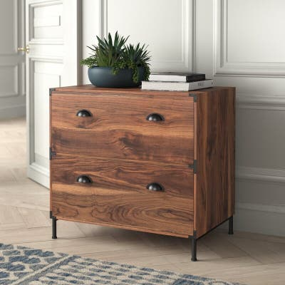 Brunei 2-Drawer Lateral Filing Cabinet