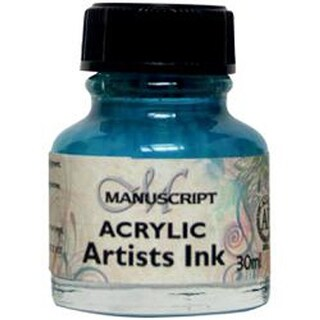 Turquoise -30Ml Ink Bottle