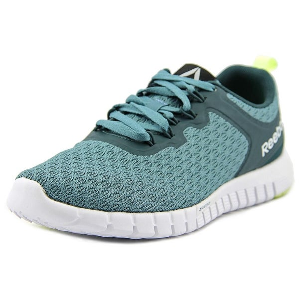76b5a05a138999 Shop Reebok Zquick Lite Women Round Toe Synthetic Green Running Shoe - Free  Shipping On Orders Over  45 - Overstock - 15288177