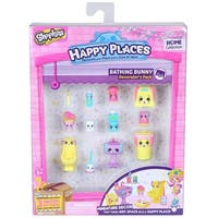 Shopkins Decorator Pack Bathing Bunny Playset - multi