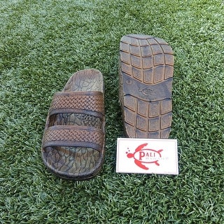 Pali Hawaii JON BROWN Sandals with Certificate of Authenticity