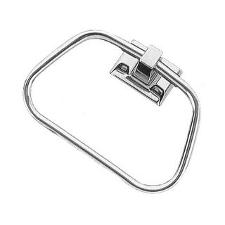 ProFlo PFLLTRC Towel Ring with Concealed Screws