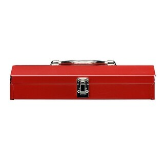 "Stack-On R-515 Gadget Tool Box, 3-1/2"" x 15"" x 6"""