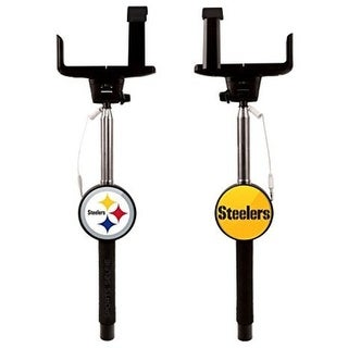 Mizco NFL Pittsburg Steelers Selfie Stick (Sports