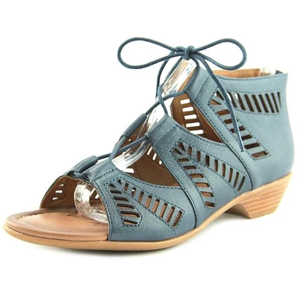 Comfortiva Riley Blue Sandals