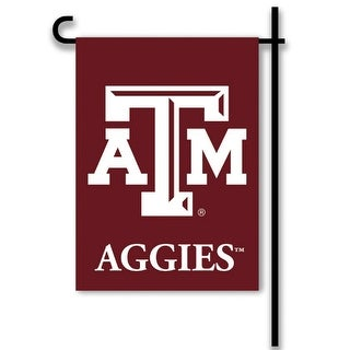 Bsi Products Inc Texas A and M Aggies 2-Sided Garden Flag Garden Flag