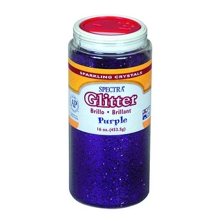 Glitter 1 Lb Purple