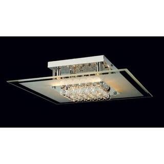Mantra Lighting 2775 Misc 6 Light Semi-Flush Ceiling Fixture