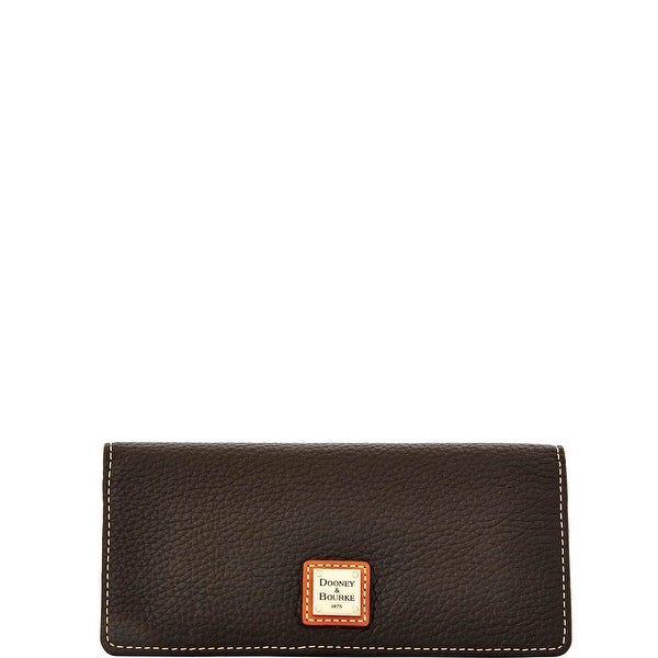 Dooney & Bourke Pebble Grain Slim Wallet (Introduced by Dooney & Bourke at $128 in Jan 2014)