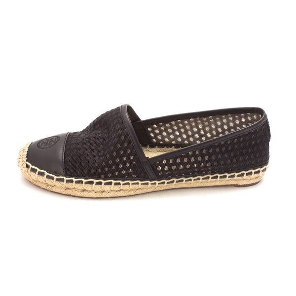 Tory Burch Womens Grenada A-Line Leather Closed Toe