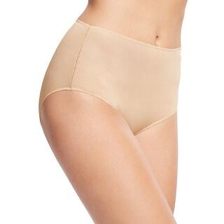 Hanes Women's Cool Comfort Microfiber Brief Panties 5-Pack - 8