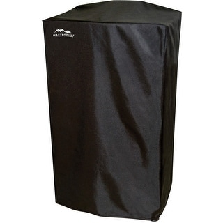 "Masterbuilt 20080210 Polyester Smoker Cover, 40"", Black"