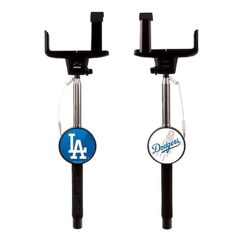 Mizco Los Angeles Dodgers Sports Selfie Stick - MLB-SLFS-DGRS