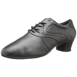 Capezio Mens Tony Latin Leather Ballroom Dance Shoes