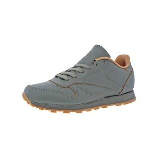 Reebok Boys Classic Sneakers Padded Insole Kendrick Lamar