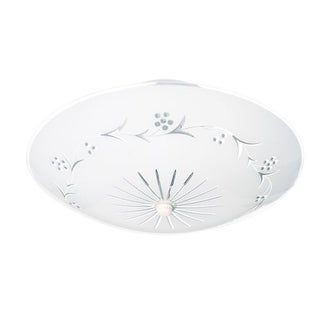 Nuvo Lighting 76/268 2 Light Flush Mount Indoor Ceiling Fixture - 12 Inches Wide