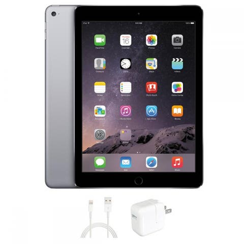 Refurbished Apple iPad Air 16GB Wifi Black (Excellent Condition).