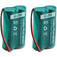 Replacement Uniden 6010 Battery for D2280-3 / DECT3080-5 Phone Models (2 Pack)