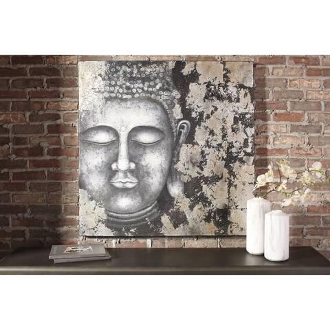 Donar Boho-Chic Buddha Wall Art