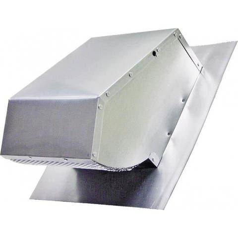 Lambro 116 Range Hood Roof Cap, Aluminum