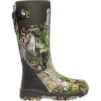 LaCrosse Women's Alphaburly Pro Hunting Boot Realtree Xtra Green w/ Removable EVA Footbed - Size 8