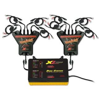 PulseTech Xtreme 8-Station QuadLink Battery Charger Kit - X2-QL4-K2