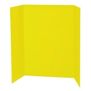 Yellow Presentation Board 48X36