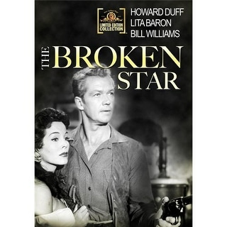 The Broken Star DVD Movie 1956