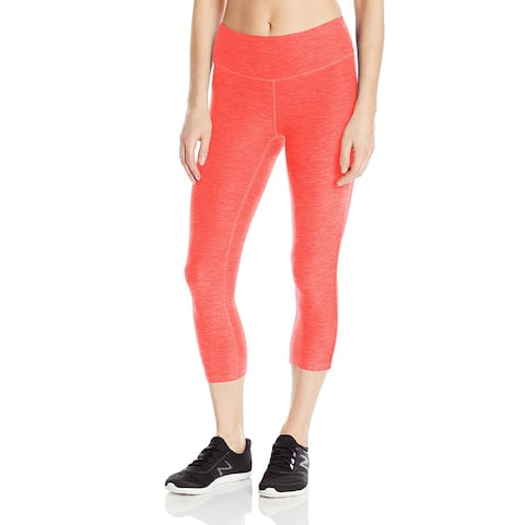 New Balance Women's Space Dye Capri Leggings WP61812