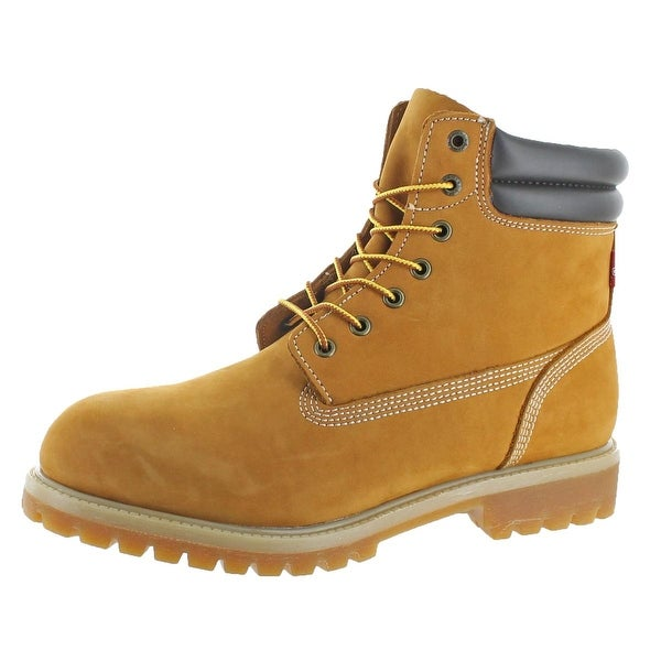 Work Boots Nubuck Water Resistant