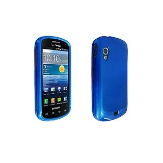 Verizon Snap-on Cover for Samsung Stratosphere (Blue)