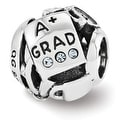 Sterling Silver Reflections Swarovski Elements Graduation Collage Bead (4mm Diameter Hole) - Thumbnail 0