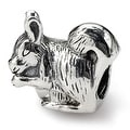 Sterling Silver Reflections Squirrel Bead (4mm Diameter Hole) - Thumbnail 0