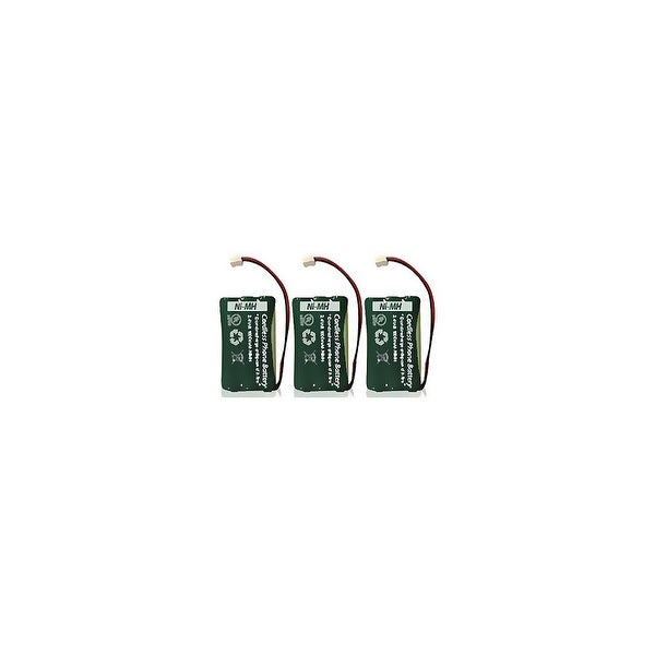 Battery for Northwestern Bell 27910 (3-Pack) Replacement Battery