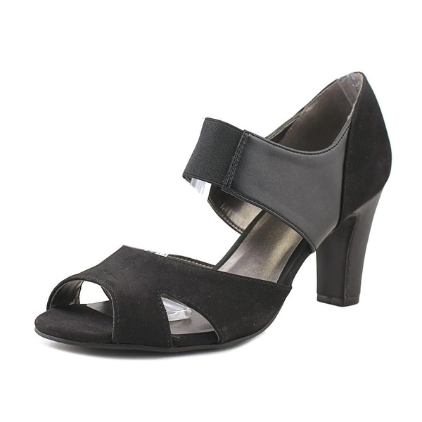 Life Stride Cielo Women Black Pumps