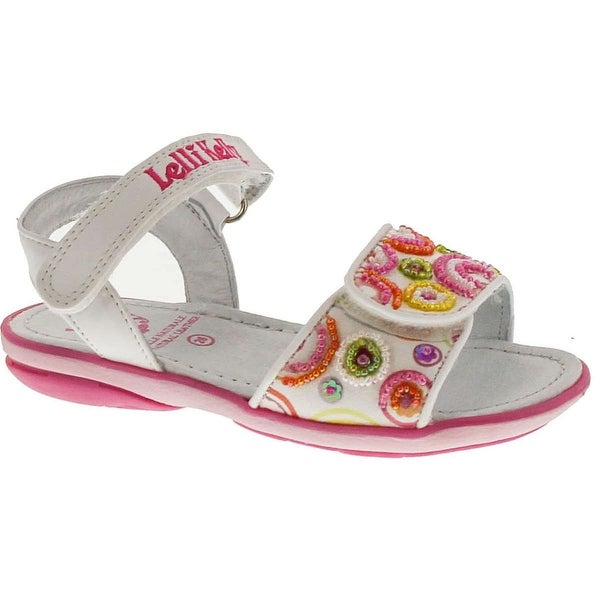 Lelli Kelly Kids Girls Lk1416 Swirl Fashion Sandals