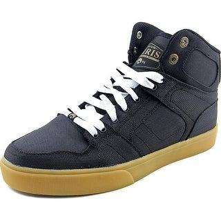 Osiris NYC 83 VLC Men Round Toe Canvas Black Skate Shoe