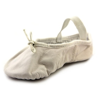 Bloch Dansoft Round Toe Leather Dance