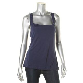 Lauren Ralph Lauren Womens Tank Top Cross-Back Sleeveless (4 options available)