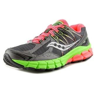 Saucony Progrid Lancer 2 Women Round Toe Synthetic Black Running Shoe