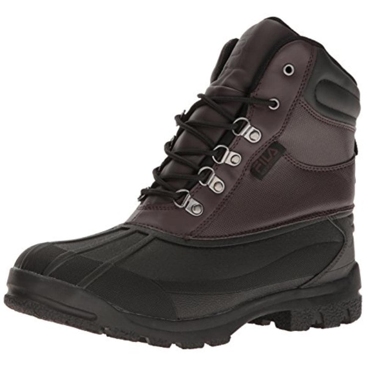 Fila Mens Weathertech Extreme Pac Boots